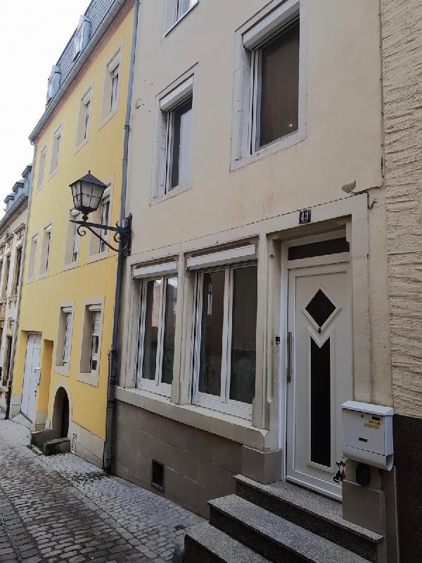 Sold Triplex 3 Rooms REMICH
