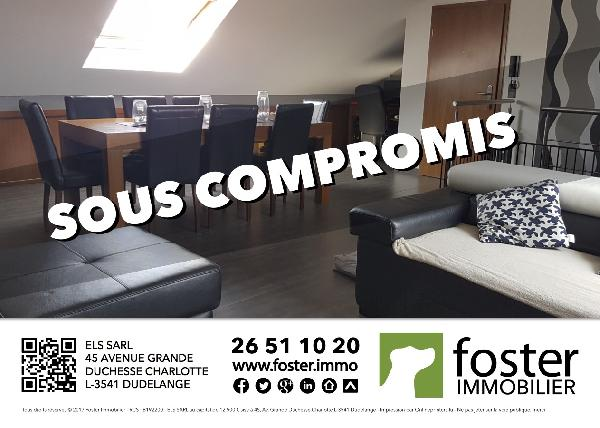 Sold Duplex 9 Rooms DUDELANGE