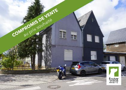 Sold House 3 Rooms ESCH-SUR-ALZETTE