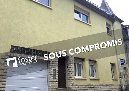 Sold Apartment 5 Rooms DUDELANGE